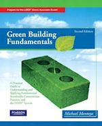 Green Building Fundamentals af Michael Montoya