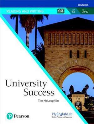 University Success Reading/Writing A1