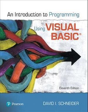 Introduction to Programming Using Visual Basic Plus Mylab Programming with Pearson Etext -- Access Card Package