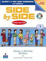 Side by Side Book 1 Activity & Test Prep