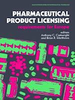 Pharmaceutical Product Licensing (Ellis Horwood Series in Pharmaceutical Technology)