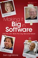 Making It Big in Software