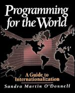 Programming for the World af Sandra Martin O'Donnell, Sandra Martin