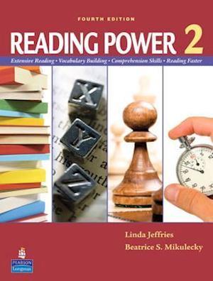 Bog, paperback Reading Power 2 af Linda Jeffries, Beatrice S Mikulecky