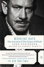 Working Days af Robert Demott, John Steinbeck