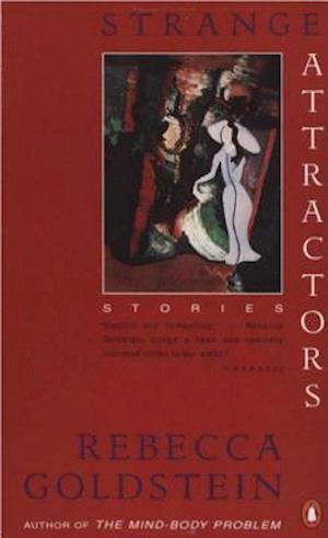 Bog, paperback Strange Attractors af Rebecca Goldstein