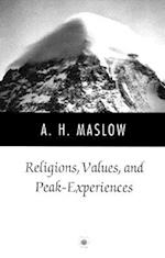 Religions, Values, and Peak Experiences