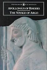 The Voyage of Argo af Apollonius, E V Rieu
