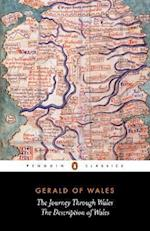 The Journey Through Wales and the Description of Wales af Lewis Thorpe, Giraldus Cambrensis, Cambrensis Giraldus