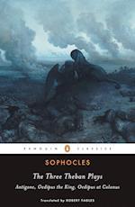 The Three Theban Plays af Robert Fagles, Sophocles, Bernard Knox
