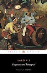 Gargantua and Pantagruel af M A Screech, Francois Rabelais