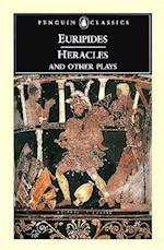 Heracles and Other Plays af Richard Rutherford, John Davie, Euripides