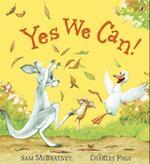 Yes We Can! af Charles Fuge, Sam McBratney