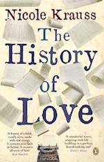 The History of Love af Nicole Krauss