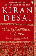 The Inheritance of Loss af Kiran Desai