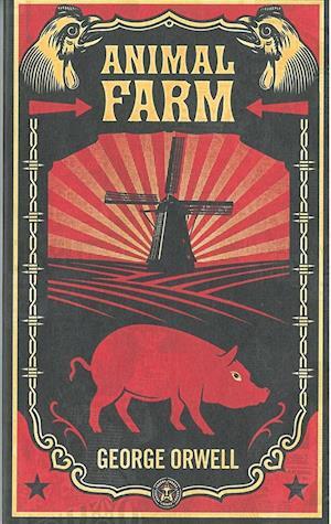 Bog paperback Animal Farm af George Orwell