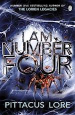I Am Number Four (Lorien Legacies, nr. 1)
