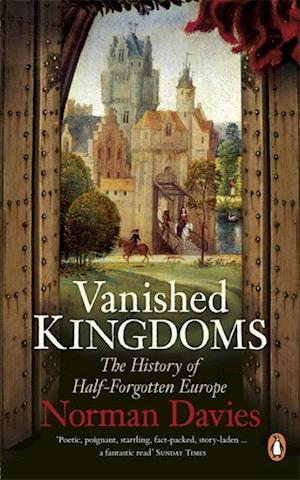 Bog, paperback Vanished Kingdoms af Norman Davies