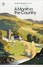 A Month in the Country af Penelope Fitzgerald, J L Carr