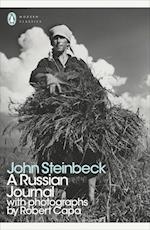 A Russian Journal af Susan Shillinglaw, Robert Capa, John Steinbeck