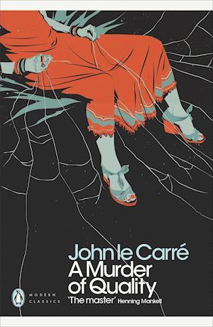 Bog paperback A Murder of Quality af John Le Carre