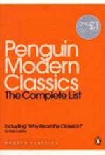 Penguin Modern Classics: The Complete List