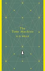 The Time Machine (The Penguin English Library)