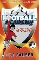 Football Academy: Captain Fantastic af Tom Palmer