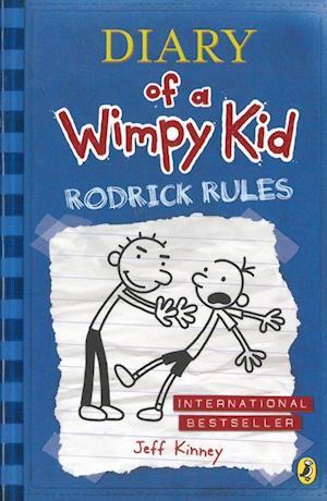 Bog paperback Diary of a Wimpy Kid: Rodrick Rules af Jeff Kinney