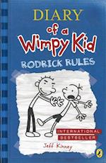 Diary of a Wimpy Kid: Rodrick Rules (Diary of a Wimpy Kid, nr. 2)