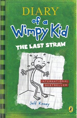 Bog paperback The Last Straw (Diary of a Wimpy Kid book 3) af Jeff Kinney