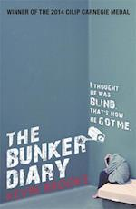 The Bunker Diary af Kevin Brooks