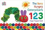 The Very Hungry Caterpillar Finger Puppet Book af Eric Carle