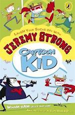 Cartoon Kid af Jeremy Strong