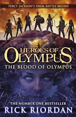 Blood of Olympus (Heroes of Olympus Book 5) (The Heroes of Olympus)