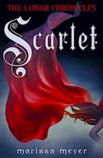 Scarlet af Marissa Meyer