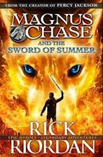 Magnus Chase and the Sword of Summer (Book 1) (Magnus Chase, nr. 1)