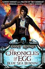 Chronicles of Egg: Blue Sea Burning