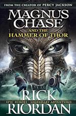 Magnus Chase and the Hammer of Thor (Book 2) (Magnus Chase)