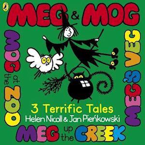 Meg & Mog: Three Terrific Tales
