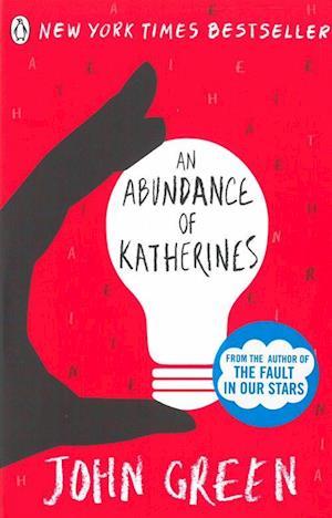 Bog, paperback An Abundance Of Katherines af John Green
