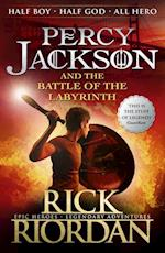 Percy Jackson and the Battle of the Labyrinth (Book 4) (Percy Jackson, nr. 4)