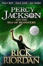 Percy Jackson and the Sea of Monsters (Book 2) (Percy Jackson, nr. 2)