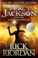 Percy Jackson and the Last Olympian (Book 5) (Percy Jackson, nr. 5)