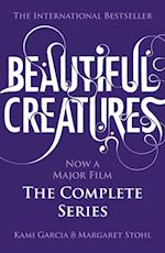 Beautiful Creatures: The Complete Series (Books 1, 2, 3, 4) (Beautiful Creatures)