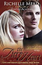 The Fiery Heart (Bloodlines, nr. 4)