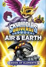 Skylanders Book of Elements: Air and Earth (Skylanders)
