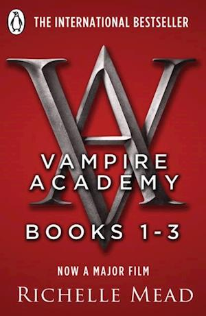 Vampire Academy Books 1-3 af Richelle Mead