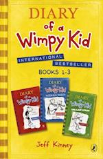 Diary of a Wimpy Kid Collection: Books 1 - 3 (Diary of a Wimpy Kid)