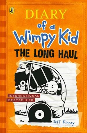 Long Haul (Diary of a Wimpy Kid book 9) af Jeff Kinney